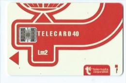 Telecarte 40 Unités - Malte