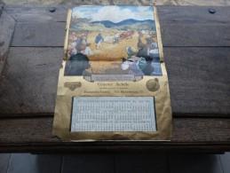 La Premiere Moissonneuse -essais Public Par L´inventeur CYrus Hail Mccornick En Juillet 1831 - Calendriers