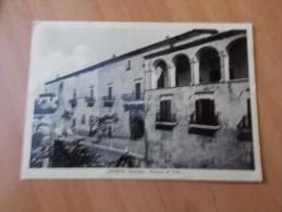 LAVELLO  - Palazzo di Citt� non   VG. anni '40 F.G:
