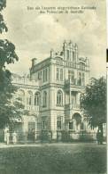SUWALKI Das als Lazarett eingerichtete Geb�ude des POLENCLUB  Feldpost 1916
