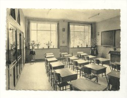 Dottignies : Institut Saint Charles : Une Classe - Moeskroen