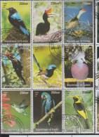 Guinée YV 1473/1 O 1998 Oiseaux Tropicaux - Oiseaux