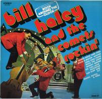 * LP *  BILL HALEY AND THE COMETS - ROCKIN' (USA 1973 EX-!!!) - Rock