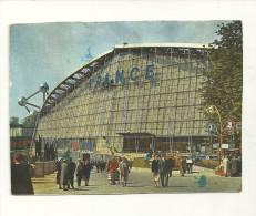 Expo Bruxelles 58 : Pavillon De La France. Face Arrière - Expositions