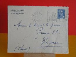 Flamme, 59 Nord, Lille, Foire De Paris - 26.4.1952 - Postmark Collection (Covers)