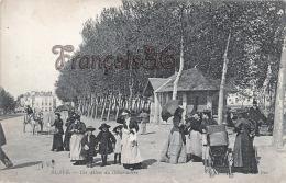 (33) Blaye - Les Allées Du Débarcadère - Excellent état - 2 SCANS - Blaye