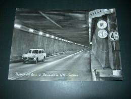 Tunnel Gran San Bernardo.  Interno.   4067 - Italy