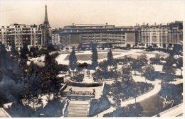 CPA PARIS - SQUARE SAINT LAMBERT ET LYCEE CAMILLE SEE - Squares