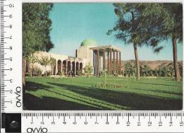 IRAN) SHIRAZ -Mausoleo Di SAADI 1959 Viaggiata - Iran