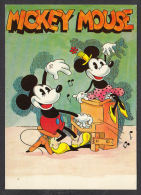 30322/ MICKEY MOUSE Et Minnie, 2 Scans - Disney