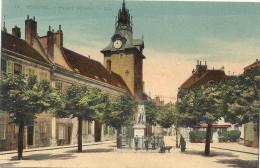 Cote D´Or : Beaune, Place Monge - Beaune
