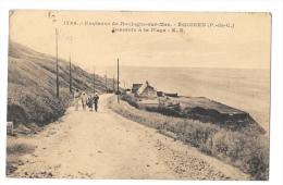 (1979-62) Equihen - Environs De Boulogne Sur Mer - Descente à La Plage - Frankrijk