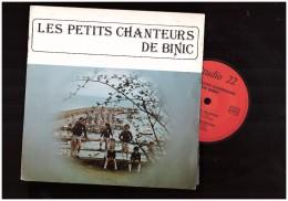 Les Petits Chanteurs De Binic   La Paimpolaise    Botrel   La Boite A Chansons - Instrumental