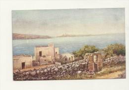 Malta : St. Paul's Bay - Malte