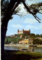 Carte Postale, Chateau Bratislava, Slovaquie - Châteaux D'eau & éoliennes