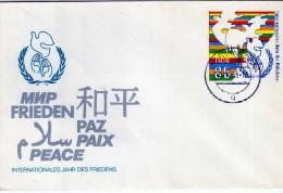 2327  N Sobre Entero Postal  Berlin 1985 , Paz, Paix, - [6] República Democrática