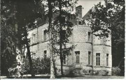87 VILLENEUVE PAR NEDDE  !!! CPSM 6599 !! Colonie De Vacance Le Château De Balthazar - Zonder Classificatie