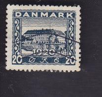Danemark: Château De Sonderborg. 124 - 1913-47 (Christian X)