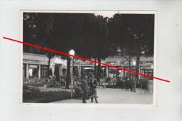 chianciano terme -piazza italia -siena-provino cartolina-