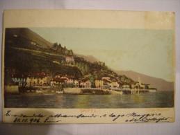 1906   GHIFFA    LAGO MAGGIORE - Novara