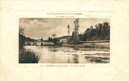 N°519A -cpa Grimbosq -le Pont De Bry- - Altri Comuni