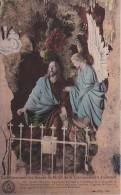 CPA Etablissement Des Soeurs De N.-D. De La Compassion à Jolimont - Grotte Du Coeur (10617) - Manage