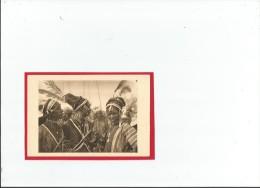 Q60 TCHAD - Bororos en costume de f�te - Ren� Moreau Photographe