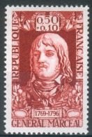 France, Gen. Francois Marceau, 1969, MNH VF - Frankrijk