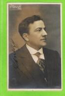 Mezy Théatre Royal  1910  Autographe - Autographes