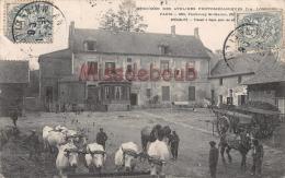 75 - PARIS - 75 - 10ém - Année - Specimen Des Ateliers Photomécaniques D.A LONGUET -250 FB St-martin- EDIT Longuet - Arrondissement: 10