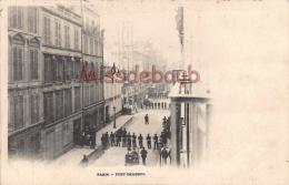 75 - PARIS -  Fort Chabrol - Dos Vierge Precurseur - 2 Scans - Arrondissement: 10