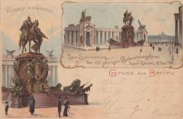 DR Privat-Ganzsache Minr. PP9 C19/01 Berlin 22.3.97 - Deutschland