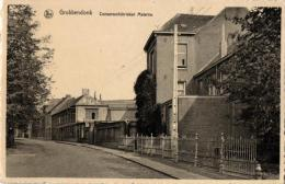 BELGIQUE - ANVERS - GROBBENDONK - Conservenfabrieken Materne.