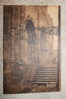 BB - 16 - Eglise ROMANE  D'AUBETERRE - France