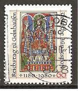 *BRD 1980 // Mi. 1045 O (023.942) - [7] République Fédérale