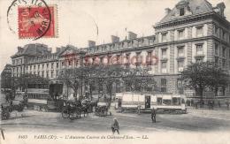 75 - PARIS -  Ancienne Caserne Du Chateau D'eau - écrite 1909 - 2 Scans - Arrondissement: 10