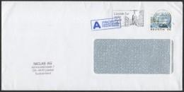 SWITZERLAND LIESTAL 2000 - MAILED ENVELOPE - LIESTALS TOR STEHT ALLZEIT OFFEN - Svizzera