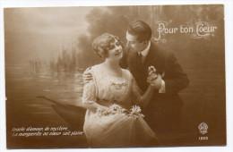 Pour Ton Coeur--oracle D'Amour,de Mystère,La Marguerite Au Coeur Sait Plaire...... N°1253 éd WD Paris - Couples