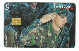 Taxcard-Swisscom - Schweiz