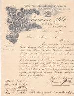 KÖLN A/RH AMSTERDAM .- HERMANN STIBBE .- Fabrique Feinster Liqueure & Punsche - 1800 – 1899