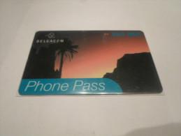 BELGIUM - SUPERB THEMATIC phonecard Phone Pass - countries series n�7