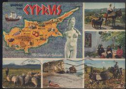 WC727 CYPRUS - Cipro