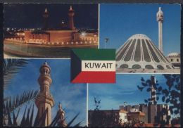 WC732 MOSQUES OF KUWAIT - Kuwait