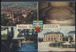 WC758 BONJOUR DE DIEKIRCH - Diekirch