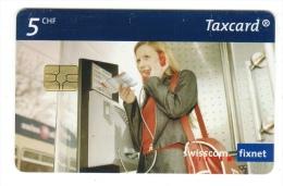 Taxcard-Swisscom - Svizzera