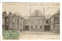 CPA PIONNIERE SAINVILLE (Eure Et Loir) - La Mairie - France