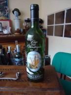 Bouteille Sérigraphiée - Voilier - CAP SUR L'AMERIQUE - 1992 - Bordeaux  - 0.75l - Vide - - Otras Botellas