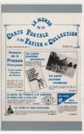 Le Monde De La Carte Postale & Du Papier De Collection -    (74033) - Pubblicitari