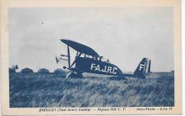 AVION - BREGUET (tout Acier) Combat - Avions