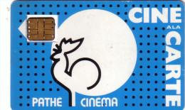 FRANCE CINECARTE SCHLUMBERGER PATHE COQ SC3 UT - France